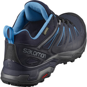 Salomon X Ultra 3 GTX kengät Miehet, graphite/night sky/hawaiian surf